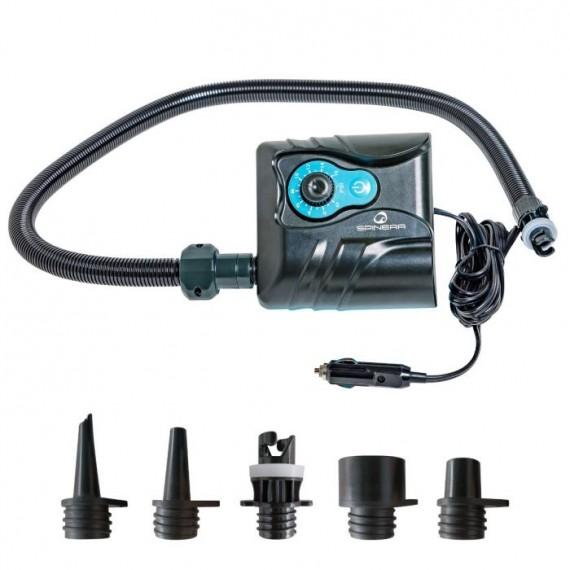 SUP 1 høytrykks 12V pumpe, 16 PSI