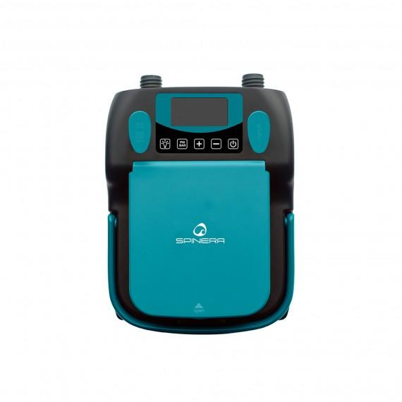 SUP 5 16Psi Batteridrevet pumpe med digitalt display og USB lading