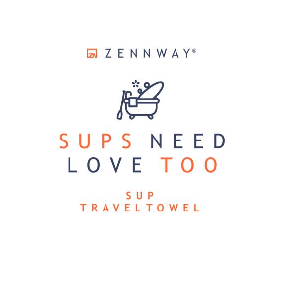 Sup trawel towel