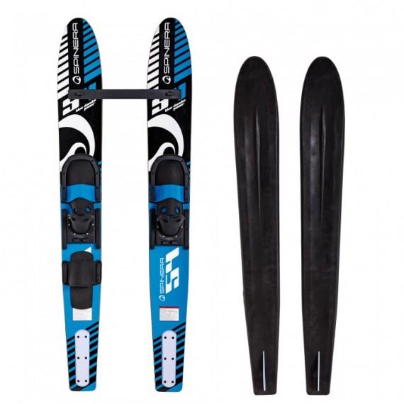 Combo Ski Junior Blue Danube 54` str 33-40