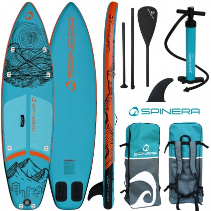 Spinera SUP Light 9.10 ULT - 300x77,5x15 cm