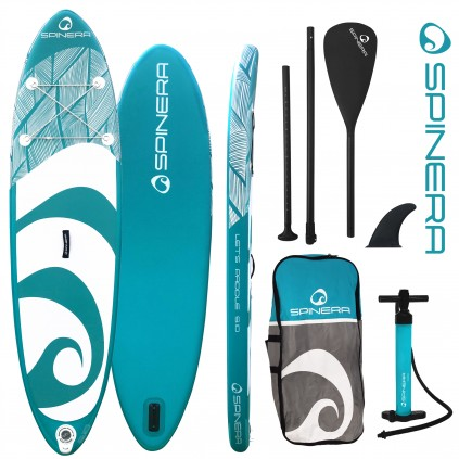 Spinera SUP Lets Paddle 9.10 - 300x76x15cm