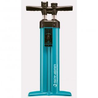 Triple action pump