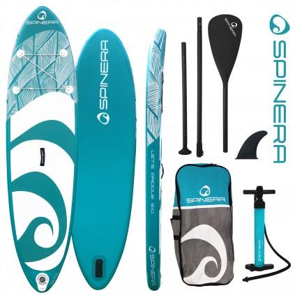 Let's Paddle 12.0 - 366x84x15cm ISUP