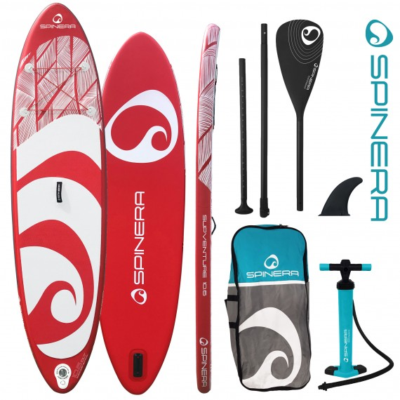 Supventure 10'6 - 320x80x15cm, 105kg  DLT - Fusion Double Layer Technology